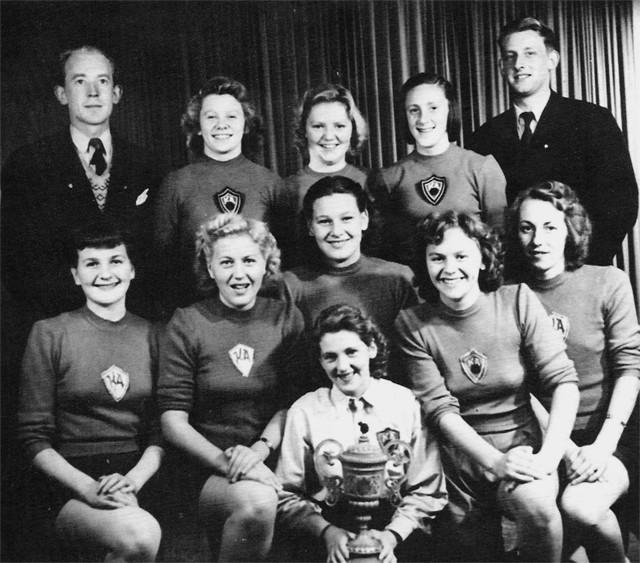 Norðurlandsmeistarar KA 1949
