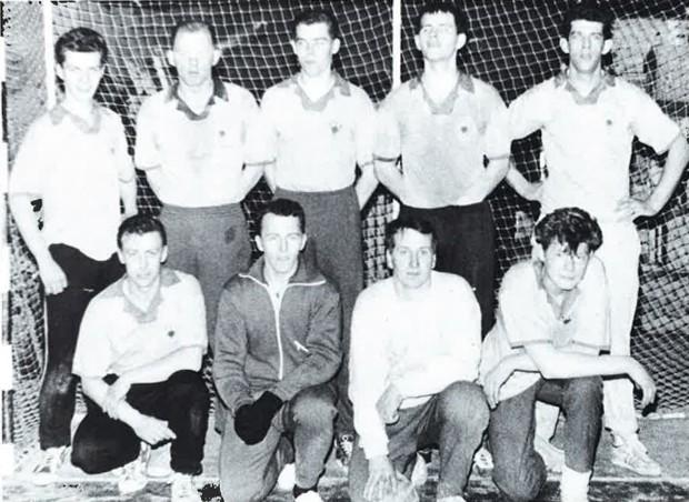 Meistaraflokkur KA um 1965