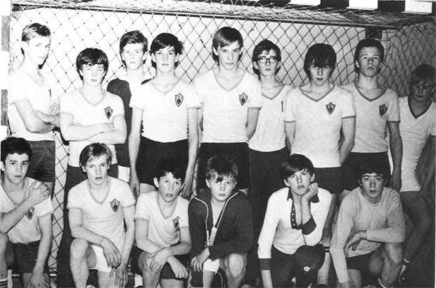 3. flokkur KA 1966-1967