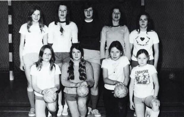3. flokkur KA um 1973