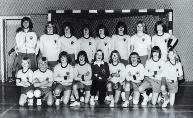 4. flokkur KA 1973