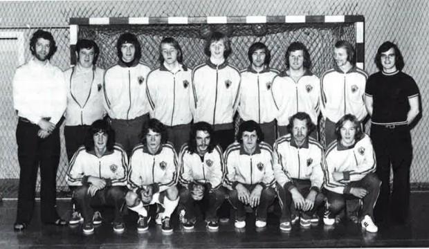 Meistaraflokkur KA 1973