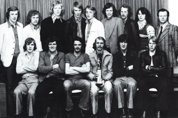 Meistaraflokkur KA 1974-1975