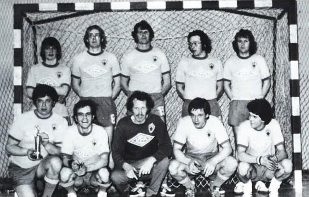 Meistaraflokkur KA 1977