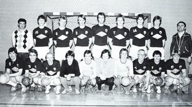 Meistaraflokkur KA 1979-1980