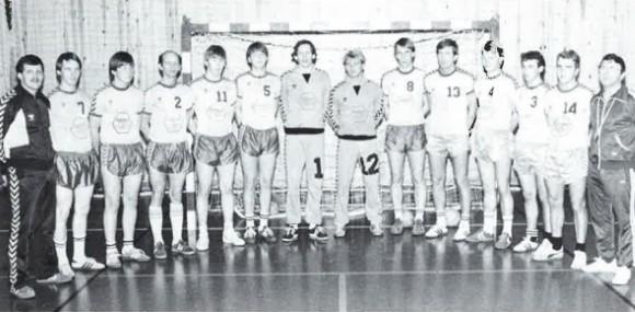 Meistaraflokkur KA 1984