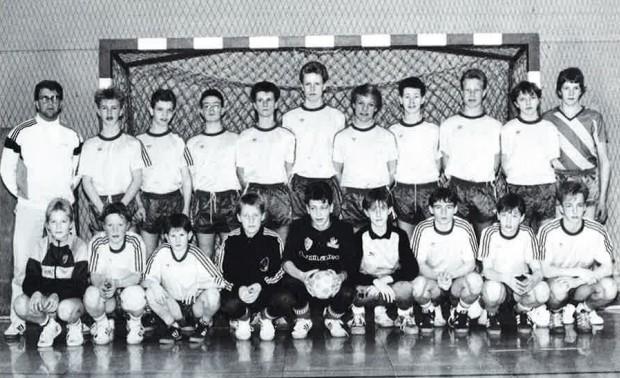 4. flokkur KA 1987