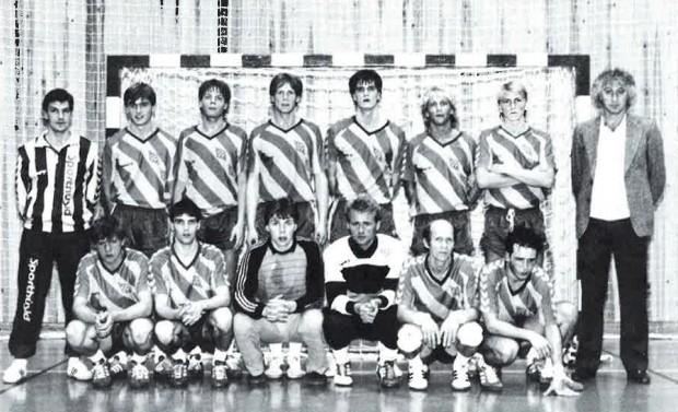 Meistaraflokkur KA 1986