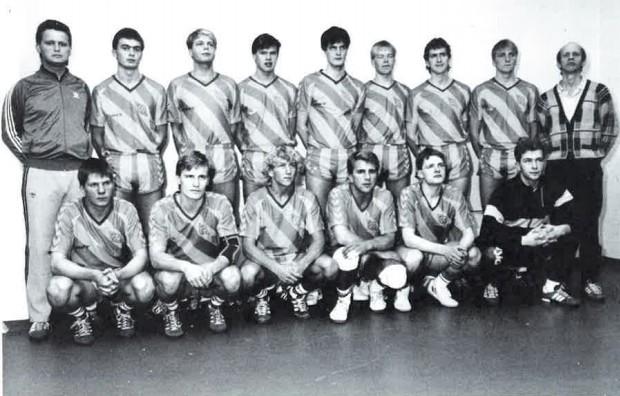 1. deildarlið KA í handknattleik 1986-1987