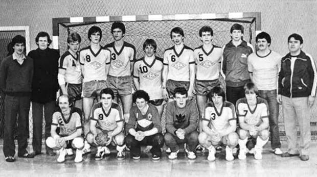 Meistaraflokkur KA 1981