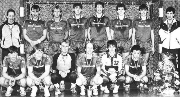Íslandsmeistarar í 2. deild 1985
