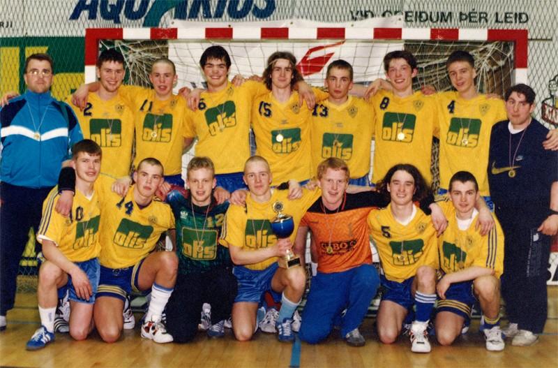 Íslandsmeistarar KA 1997 – 3. flokkur karla