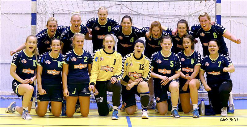 Liðsmynd 28. september 2013