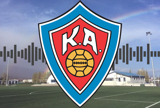 KA Podcastið - 14. september 2018